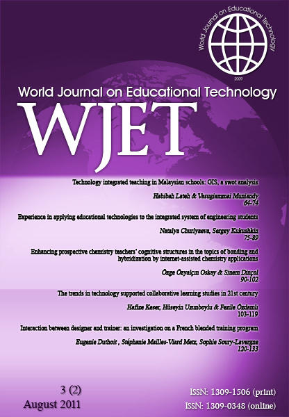 World Journal on Educational Technology | Educación flexible y abierta | Scoop.it