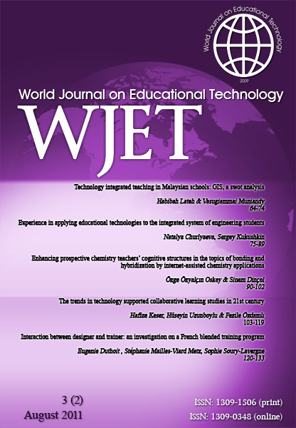 World Journal on Educational Technology | Visual*~*Revolution | Scoop.it