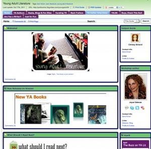 Our YA Lit LibGuide (a guest post from Chrissy) | SchoolLibrariesTeacherLibrarians | Scoop.it