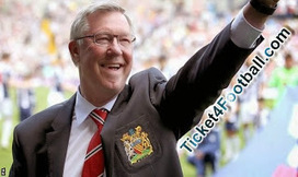 Manchester United is Able to Acquire the Title - Alex Ferguson   Football Ticket   Scoop.it