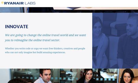 Pourquoi Ryanair a débuté sa transformation par un changement de vocabulaire | Confiance Client, l'hebdo  ! | Scoop.it