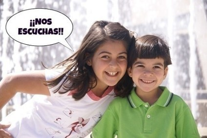 Escuchar: 15 frases que indican que no escuchas a tus hijos | Recull diari | Scoop.it