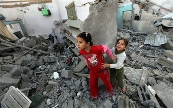 Righteous Condemnation of Israeli Mass Murder   Global Research   Human Rights and the Will to be free   Scoop.it