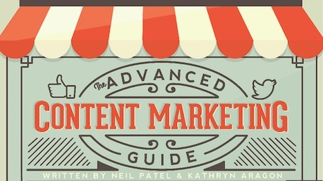 FREE: The Advanced Guide to Content Marketing - QuickSprout | Communication & Social Media Marketing | Scoop.it