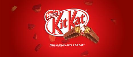 Il est interdit de copier les KitKat - Economie - TF1 News | gestion entreprise nestlé | Scoop.it