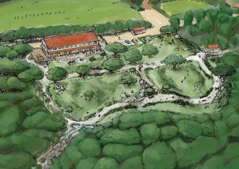 Hayao Miyazaki va ouvrir un parc naturel sur une île japonaise | Opstimisme engagé et innovation | Scoop.it