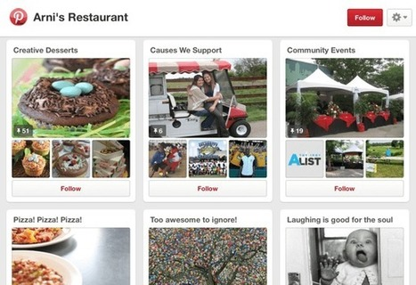 How to Use Pinterest for Local Businesses : Social Media Examiner | Pinterest for Business | Scoop.it