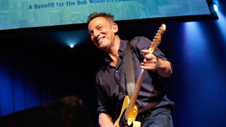 Bruce Springsteen Whisper-Lists His Beverly Hills Compound - Variety   Bruce Springsteen   Scoop.it