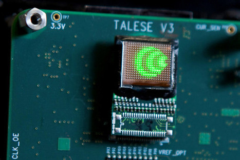 Startup Ostendo aims to bring holograms to smartphones with new chip | TIC | Scoop.it