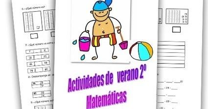 RECURSOS PRIMARIA | Actividades de verano para 2º de Primaria ~ La Eduteca | FOTOTECA INFANTIL | Scoop.it