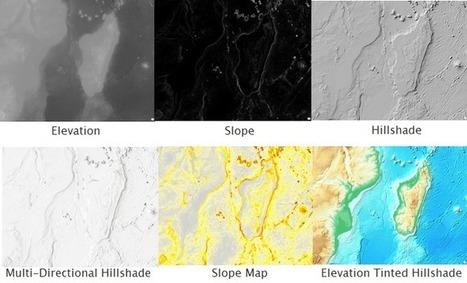 ArcGIS - TopoBathy | Geospatial Pro - GIS | Scoop.it