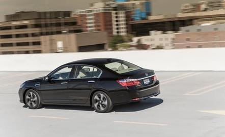 2014 Honda Accord Hybrid is the Only Hybrid to Have | Honda News | Scoop.it