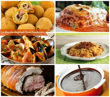 Italian regional food: Marche | Le Marche another Italy | Scoop.it