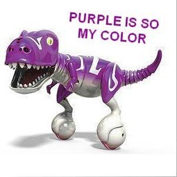 Zoomer Dino Sparky Purple: The Educational Toy   Children's Educational Toys   Scoop.it