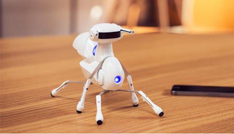 Antbo : futur robot DIY connecté, pour enfants (ou parents) un peu geeks | ON-ZeGreen | Scoop.it