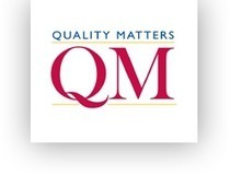 Teaching Online Certificate | Quality Matters | Quality assurance of eLearning | Scoop.it