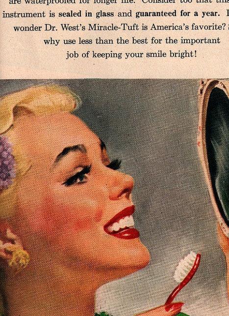 vintage pinup dentist advertisement   Pin Up   Scoop.it