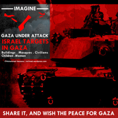 #GazaUnderAttack | NOV 18, 2012 | LIVE BLOG & PHOTOS | 71 KILLED | Gaza Under Attack | Scoop.it