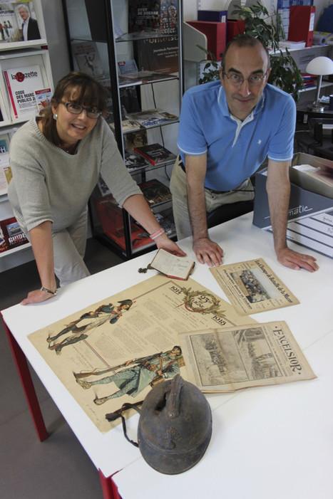 Pontoise Le service archives de la ville de Pontoise sur les traces de la Grande Guerre | Nos Racines | Scoop.it