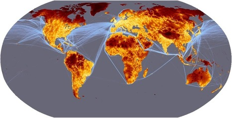 Travel time to major cities: a global map of accessibility | spatial analysis for biodiversity conservation | Scoop.it