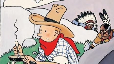 Tintin in America pulled by Winnipeg Public Library pending review | AboriginalLinks LiensAutochtones | Scoop.it