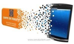 Sens du client - Le blog des professionnels du marketing client et de la relation client: Cartes de fidélité : les clients prêts à la dématérialisation   web social   Scoop.it
