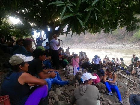 Informe preliminar comisión de verificación desalojos forzosos por el megaproyecto Hidroituango | Minería y despojo :: Colombia | Scoop.it