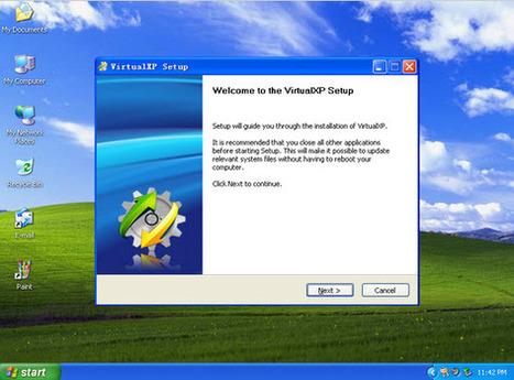 "Convert Windows XP to a virtual machine with VirtualXP - gHacks Tech News | ""Computação Forense"" | Scoop.it"