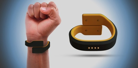 Meet The Fitness Band That Shocks You And Publicly Shames You Into Breaking Your Bad Habits | Digital-News on Scoop.it today | Scoop.it