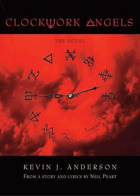 """Rush: """"Clockwork Angels"""" como livro de ficção científica - Novidades (Notícia)   Ficção científica literária   Scoop.it"""