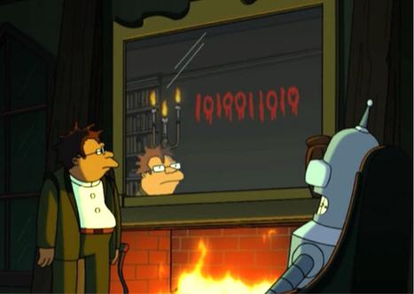 The 12 Geekiest Maths Jokes Hidden In Futurama | Mathematics | Scoop.it