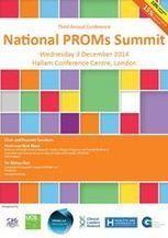 National PROMs Summit 2014 - Healthcare Conferences UK   EQ-5D   Scoop.it