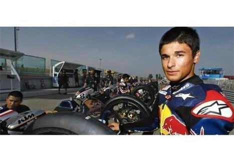 Thanasis Sissis - Driver of the Year in Australia | MotoGP World | Scoop.it