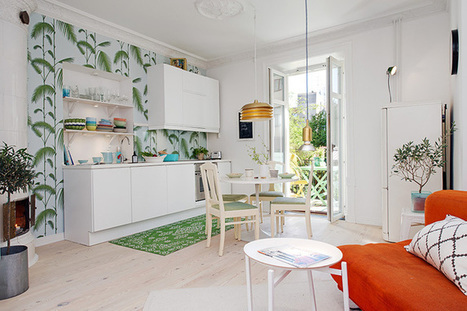 Creating a happy home with color | Décorations en tous genres | Scoop.it