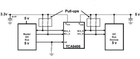 Como adaptar voltajes en el bus de comunicación I2C y UART ... | BairesRobotics | Scoop.it