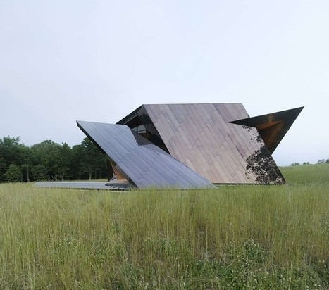 House by Studio Daniel Libeskind | Architecture and Architectural Jobs | Scoop.it