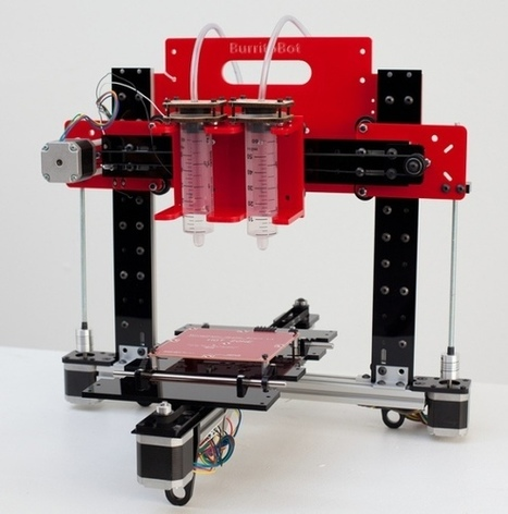 MAKE | Burrito-Building Robot | FabLabs & Open Design | Scoop.it