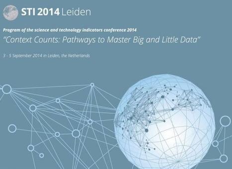 El manifiesto de Leiden sobre indicadores de investigación | Educacion, ecologia y TIC | Scoop.it