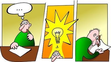Cómo crear un banco de ideas | Literautas | Redaccion de contenidos, artículos seleccionados por Eva Sanagustin | Scoop.it