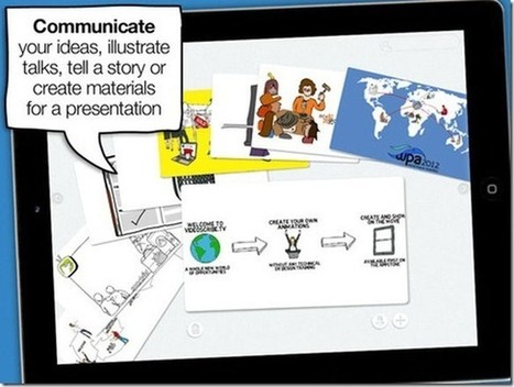Create Engaging Animated Video Presentations With VideoScribe | Digital Presentations in Education | Scoop.it