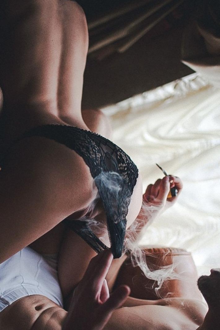 Smoke Gets In Your... Panties? | Let's Get Sex Positive | Scoop.it
