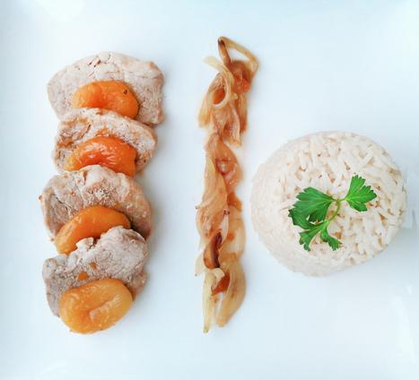 Recette du filet mignon de porc aux abricots secs | <3 Food | Scoop.it