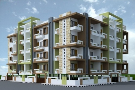 Ushodaya Trinity New Launch at Bellandur Bangalore by Ushodaya Developers | Real Estate | Scoop.it