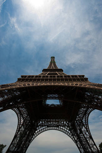 Tour Eiffel : bientôt un plancher de verre et des éoliennes. | Architecture pour tous | Scoop.it