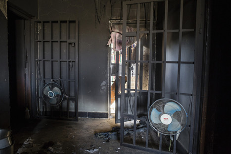 Inside an Islamic State-run prison in Fallujah: 'They have no humanity' | SocialAction2014 | Scoop.it