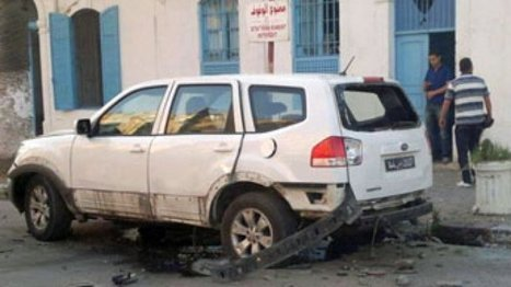 Police officer wounded in explosion at Tunis port - FRANCE 24   911   Scoop.it