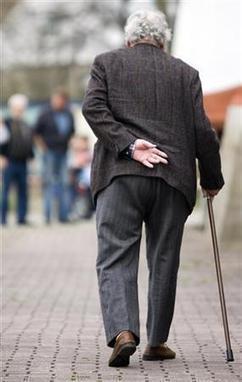 Les Européens menacés de vieillir... pauvres | Union Européenne, une construction dans la tourmente | Scoop.it