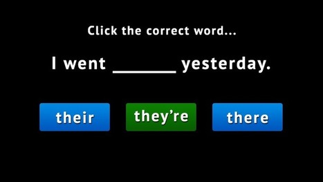 Can you correct these super tricky sentences? | IELTS, ESP, EAP and CALL | Scoop.it