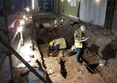 750-year-old skeletons will give picture of medieval Aberdeen | Monde médiéval | Scoop.it