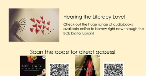 audio books.pdf | Clayfield College Books and Reading | Scoop.it